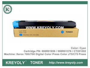 Toner Cartridge for Xerox 700i/700 Digital Color Press Color J75/C75 Press