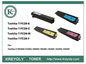 Color Toner Cartridge Toshiba T-FC-28
