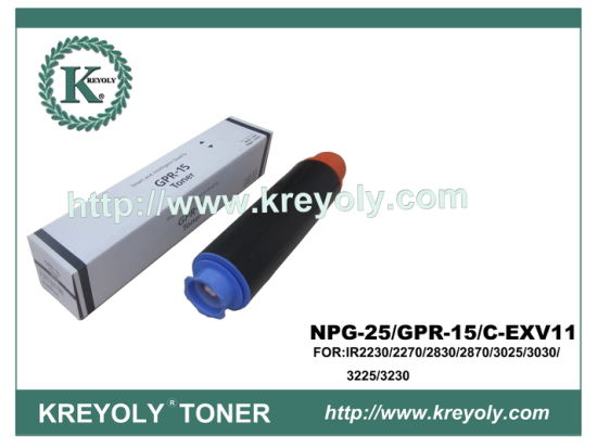 Compatible Toner Cartridge for Canon GPR-15/NPG 25/C-EXV 11