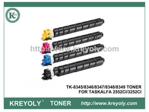 TK-8345/8346/8347/8348/8349 TONER FOR TASKALFA 2552CI