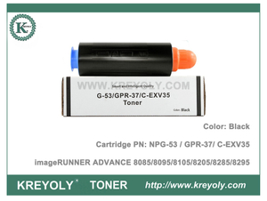 Canon Toner Cartridge NPG53 GPR37 C-EXV35 for ImageRUNNER ADVANCE 8085 8105 8095 8285 8205 8290
