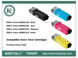 Compatible Xerox Phaser 6125 Toner Cartridge