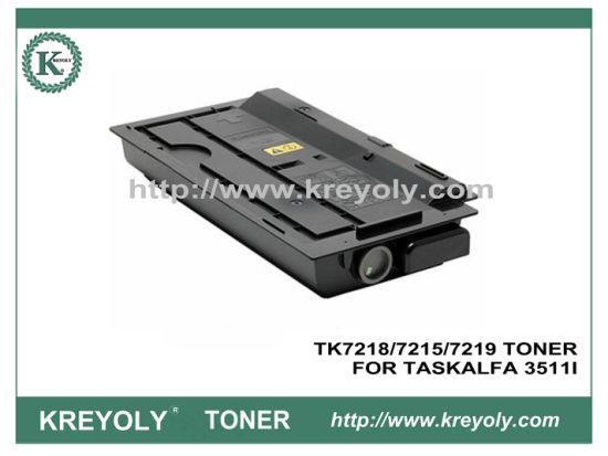 TK7218 7215 7219 TONER CARTRIDGE FOR KYOCERA TASKALFA 3511I