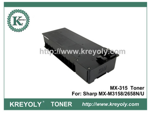 Compatible Sharp MX-315 CT/FT/T/NT/AT Toner