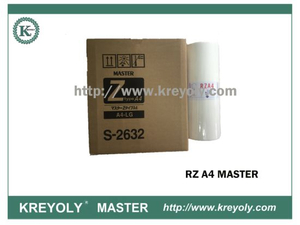 RZ/eZ A4 Duplicator Master for RZ200/220/230 EZ100
