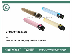 Ricoh Color Toner Cartridge MPC400 MPC401