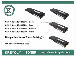Compatible Xerox WorkCentre 6655 Toner CArtridge