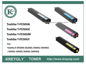 Color Copier Toner Cartridge Toshiba T-FC-50