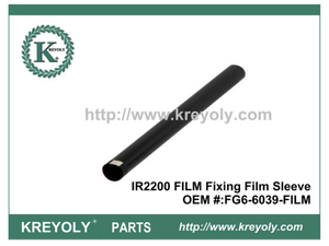 High Quality Compatible Canon IR2200 Fuser Fixing Film Sleeve