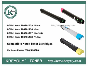Compatible Xerox Phaser 7500 7500DN Toner Cartridge
