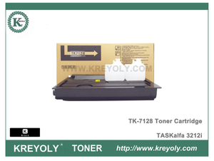 TK-7125 TK-7128 Kyocera Toner Cartridge for TASKalfa 3212i