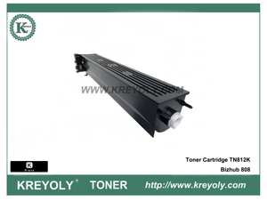 Konica Minolta TN812 Toner Cartridge for Bizhub 808