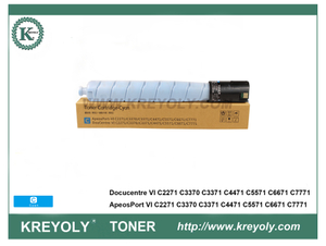 Toner Cartridge Fuji Xerox ApeosPort Docucentre VI C2271 C3370 C3371 C4471 C5571 C6671 C7771