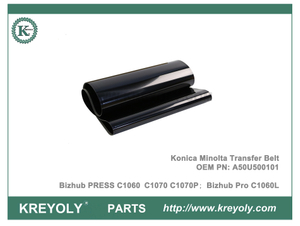 A50U500101 Konica Transfer Belt for Bizhub PRESS C1060 C1070 C1070P C1060L