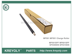 PCR For Rioch MP501SPF MP601SPF SP5300DN SP5310DN Primary Charge Roller