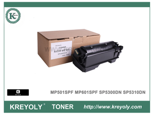 Toner Cartridge For Ricoh MP501SPF MP601SPF SP5300DN SP5310DN Toner