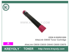 006R01697 006R01698 006R01699 Xerox Toner Cartridge for AltaLink C8030 C8035 C8045 C8055 C8070 006R01700