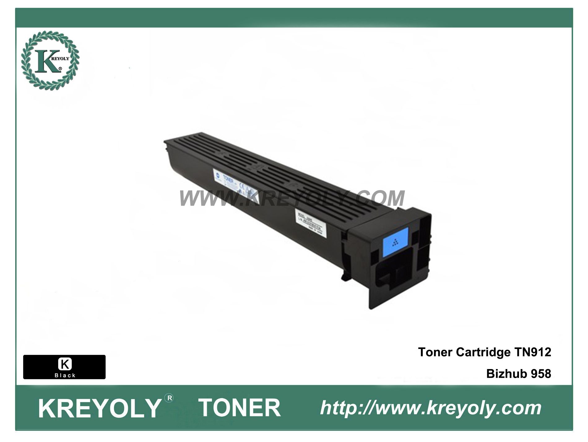 Konica Minolta TN912 Toner Cartridge for Bizhub 958