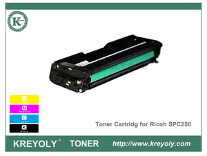 Ricoh Color Toner Cartridge for SPC250 SPC250DN SPC261