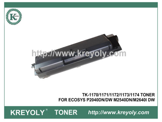 TK-1170 1171 1172 1173 1174 TONER CARTRIDGE FOR KYOCERA ECOSYS P2040DN/DW M2540DN/M 2640I DW