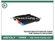 TK5195/5196/5197/5198/5199 COLOR TONER CARTRIDGE FOR KYOCERA TASKALFA 306CI