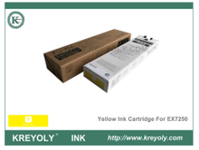 Riso ComColor Orphis InkJet Machine EX7250 Yellow Ink Cartridge