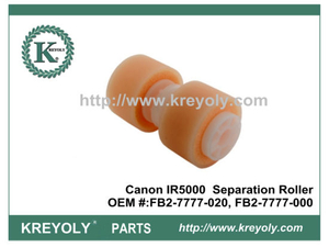 High Quality imageRUNNER 5000 Separation Roller FB2-7777-000 for Canon