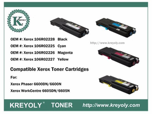 Compatible Xerox Phaser 6600DN WorkCentre 6605DN Toner Cartridge
