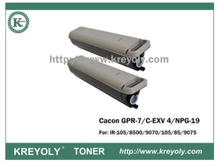 Compatible Toner Cartridge for Canon NPG-19/GPR-7/C-EXV 4