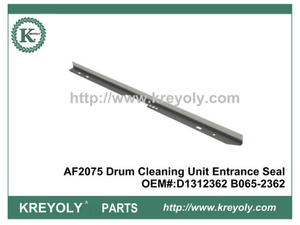 AF2075 Drum Cleaning Unit Entrance Seal B065-2362 D1312362