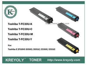 Color Toner Cartridge Toshiba T-FC-30