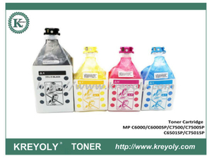 Compatible Ricoh MPC7501 Toner Cartridge for Ricoh MPC6501/7501/6000/7500 Toner Cartridge