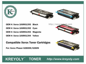 Compatible Xerox Phaser 6280DN 6280N Toner Cartridge