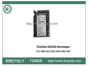 Toshiba D2320 DEVELOPER FOR Toshiba 2320/182/211/212/242/166/163