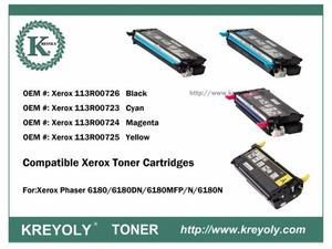 Compatible Xerox Phaser 6180 Toner Cartridge