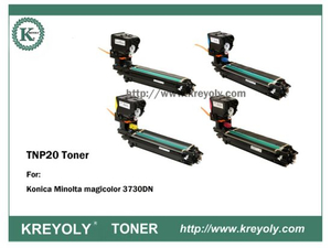 TNP20 TONER CARTRIDGE FOR KONICA MINOLTA Bizhub C3720DN