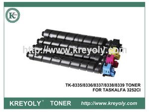 TK-8335/8336/8337/8338/8339 COLOR TONER FOR TASKALFA 3252CI