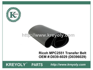 High Quaity Ricoh MPC2551 Transfer Belt D039-6029 (D0396029)