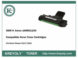 Compatible Xerox Phaser 3117 3122 Toner Cartridge