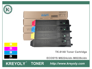 TK-8148 Toner Cartridge for Kyocera ECOSYS M8224cidn M8228cidn