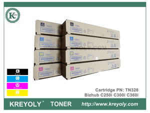 Konica Minolta TN328 Toner Cartridge for Bizhub C250i C300i C360i