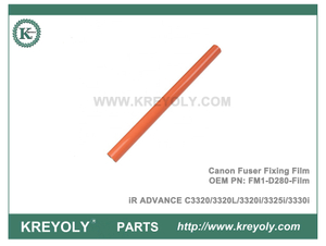 Japan Film FM1-D280-Film Fuser Fixing Film For Canon iRC3520 3325i 3330i 3320 IRC3320i Fuser Belt