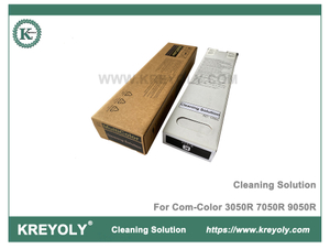 Riso Cleaning Solution for ComColor 7050R 3050R 9050R Cleaning Liquid