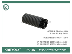 Canon IR4025 Paper Pickup Roller Kit FB6-3405-000 FC6-7083-000 FC6-6661-000